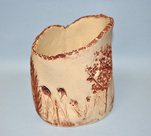 Cachepô em cerâmica