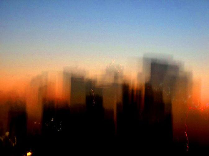 Cidade Fantasma - fotografia de Sueli Finoto