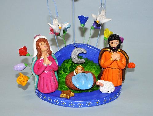presépio, figureiros de Taubaté, Natal, noite de natal, Sueli Finoto, presépio em cerâmica, presentes, gifts, crafts, loja