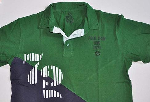 Camiseta masculina tipo polo GG em otimo estado