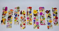Marca página Alma de flores