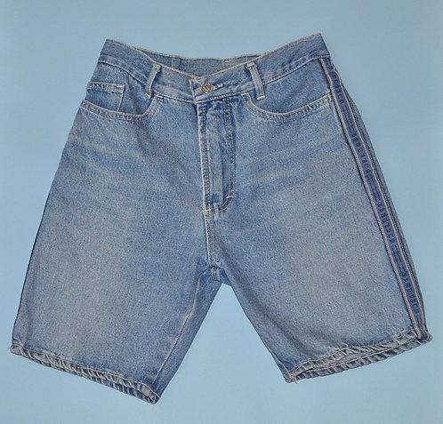 bermuda jeans, bermuda 38, bermuda feminina jeans, brechó online, brechotreschic, brecbo tres chic, roupas online, jeans