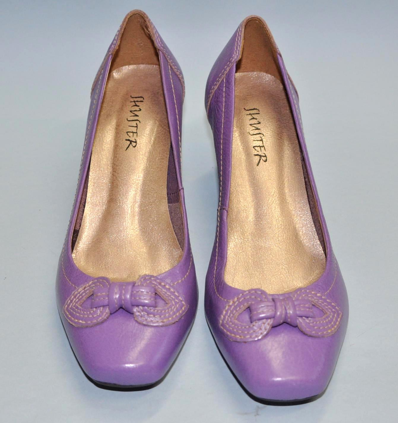 Sapato lilás numero 37 novo