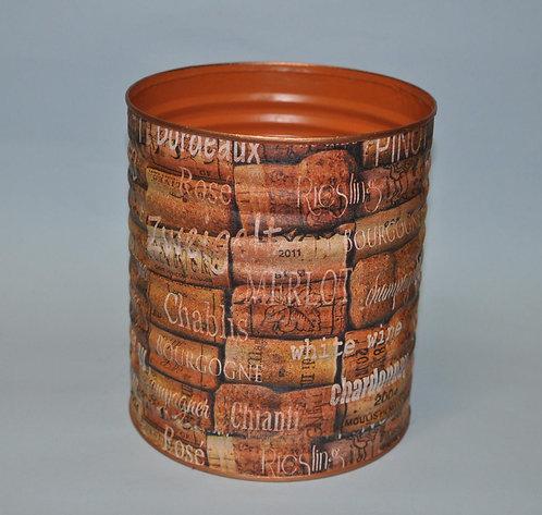 latas recicladas por Sueli Finoto, embalagens, decoração