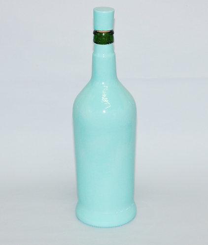 garrafa beautiful color Tiffany, botella, garrafa, bottle, bouteille, bottiglia