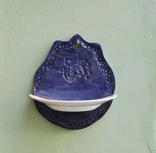 aparador, aparador em cerâmica, cerâmicas, artesanato em cerâmica, aparadores para porta, aparador para parede, Sueli Finoto,