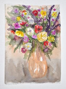 Vaso florido