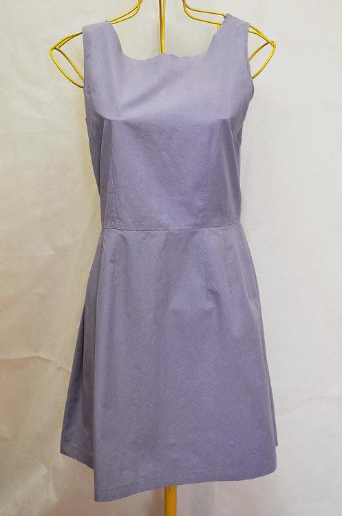 vestido nº 38 cor lavanda Reinaldo Lourenço, vestido lilás Reinaldo Lourenço, brechotreschic, brechó très chic,  brechó onlin