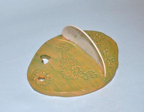 peça utilitária em cerâmica, aparador, aparadores, decoração de quintal, decoração de jardim, decoração de portas,