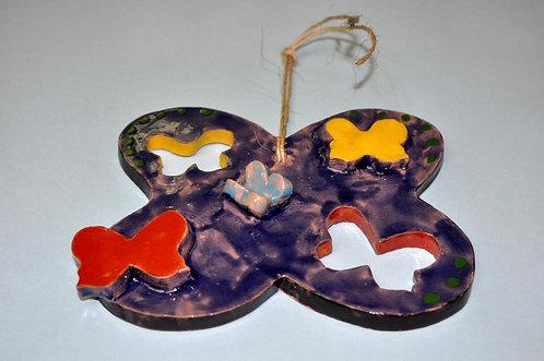 Cerâmica feita a mão por Sueli Finoto