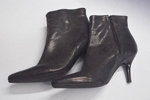 Brechotreschic bota preta cano curto nº 36, botas em oferta
