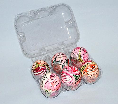 ovos decorados, ovos pintados, enfeites para cozinha, enfeites para casa, www.suelifinoto-art.com.br, Sueli Finoto