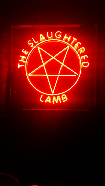 Slaughtered Lamb