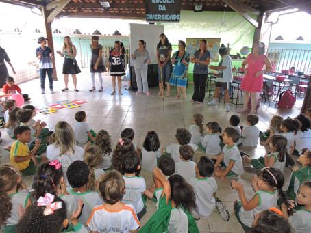 Teatro: Escola da Diversidade