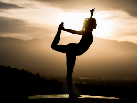 Bryn's Mountain Yoga Session || Palmer Park