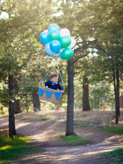 Floating Balloon Imagination Session