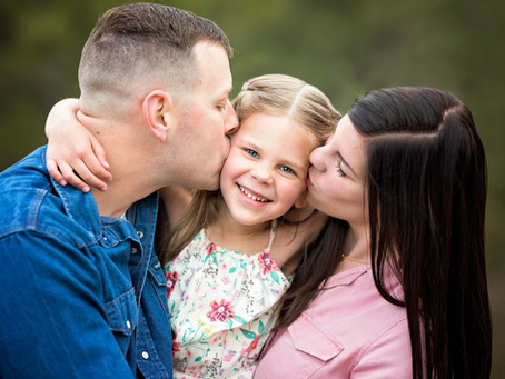 Minser Family Session    Colorado Springs Family Photographer