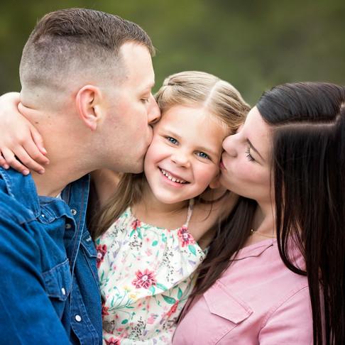 Minser Family Session || Colorado Springs Family Photographer