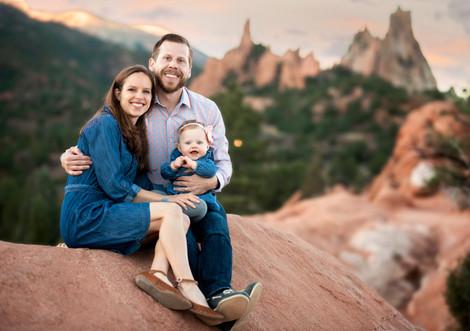 DeTora Family Portrait