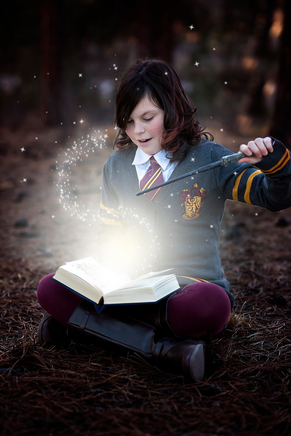 Magical Spell Book || Harry Potter Imagination Session
