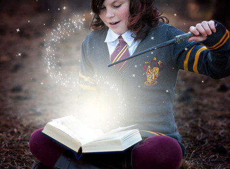 Rylie's Harry Potter Imagination Session || Imagination Photographer ||