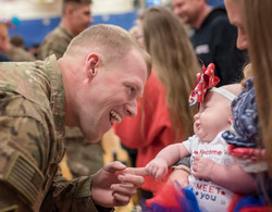 Porter Military Homecoming