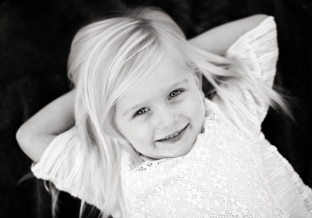 Foxrun park colorado springs smiling girl