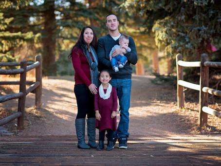 Bandu Family Session || Rock Ledge Ranch || Colorado Springs, CO