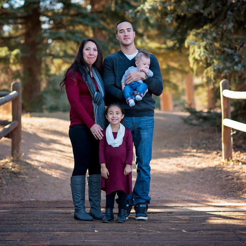 Bandu Family Session    Rock Ledge Ranch    Colorado Springs, CO
