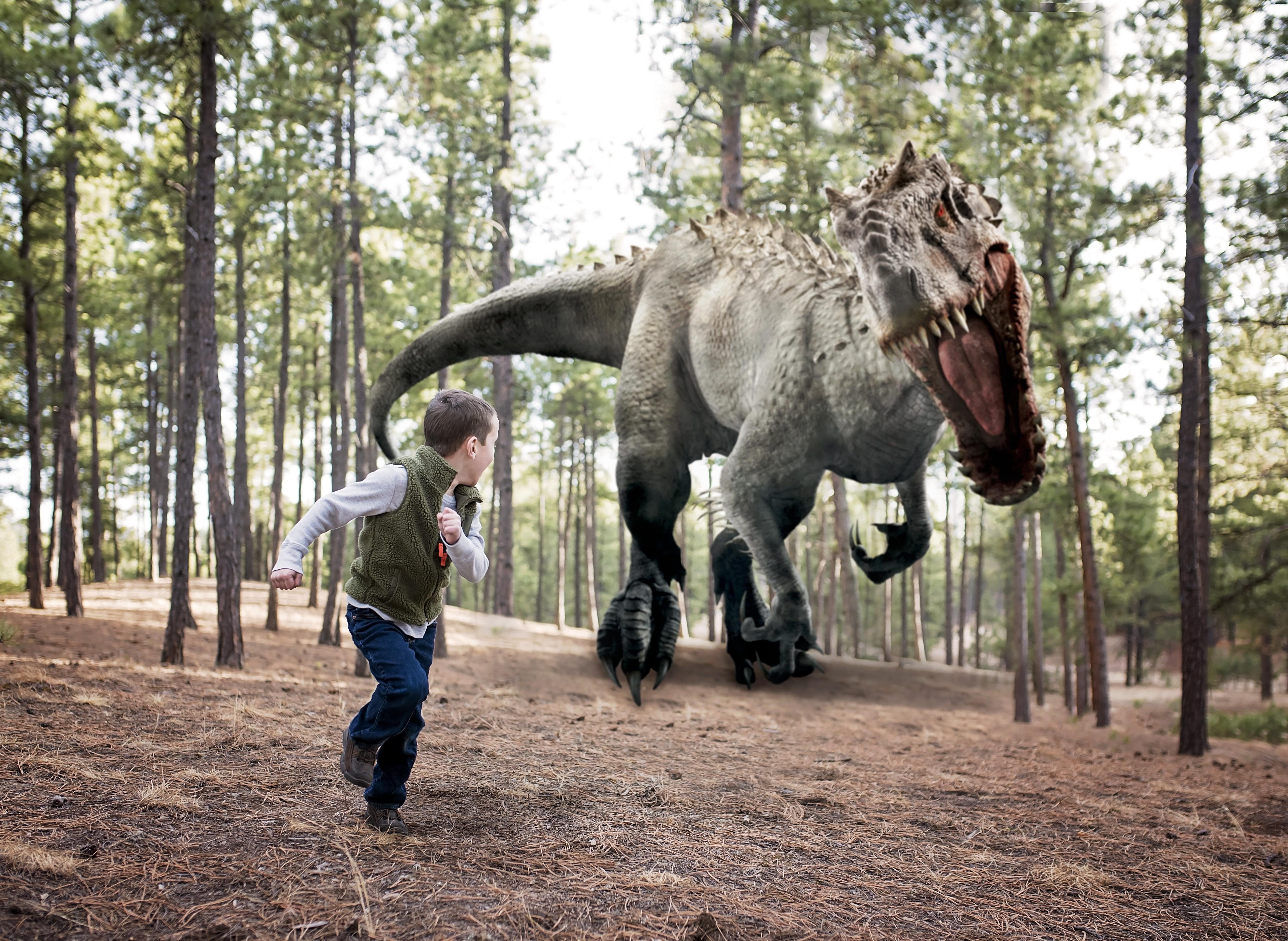 T-rex Imagination