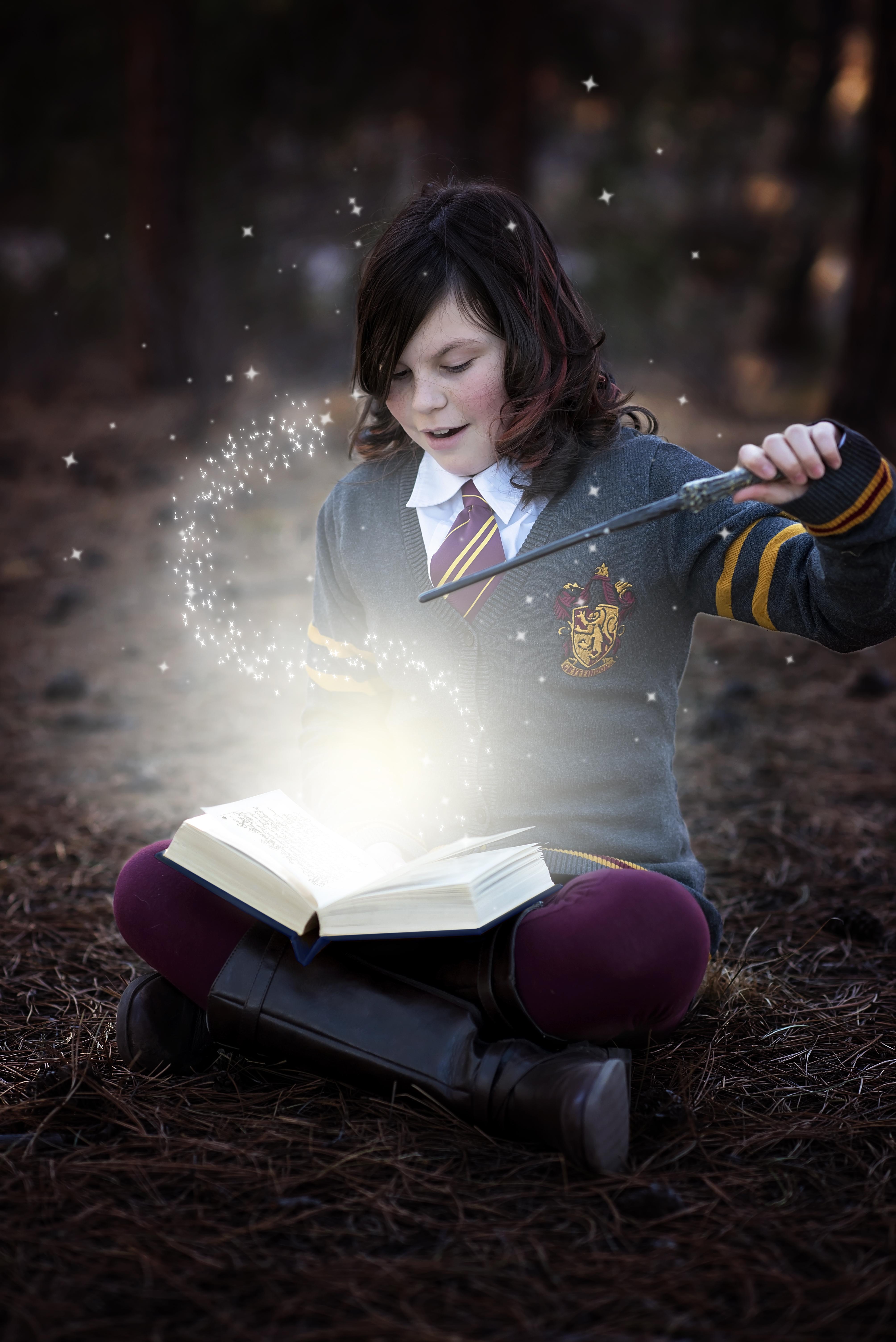 Harry Potter || Imagination Session