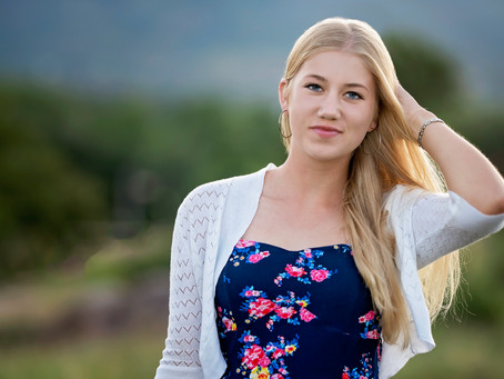 Alisa's Senior Session at Bear Creek || Colorado Springs Photographer