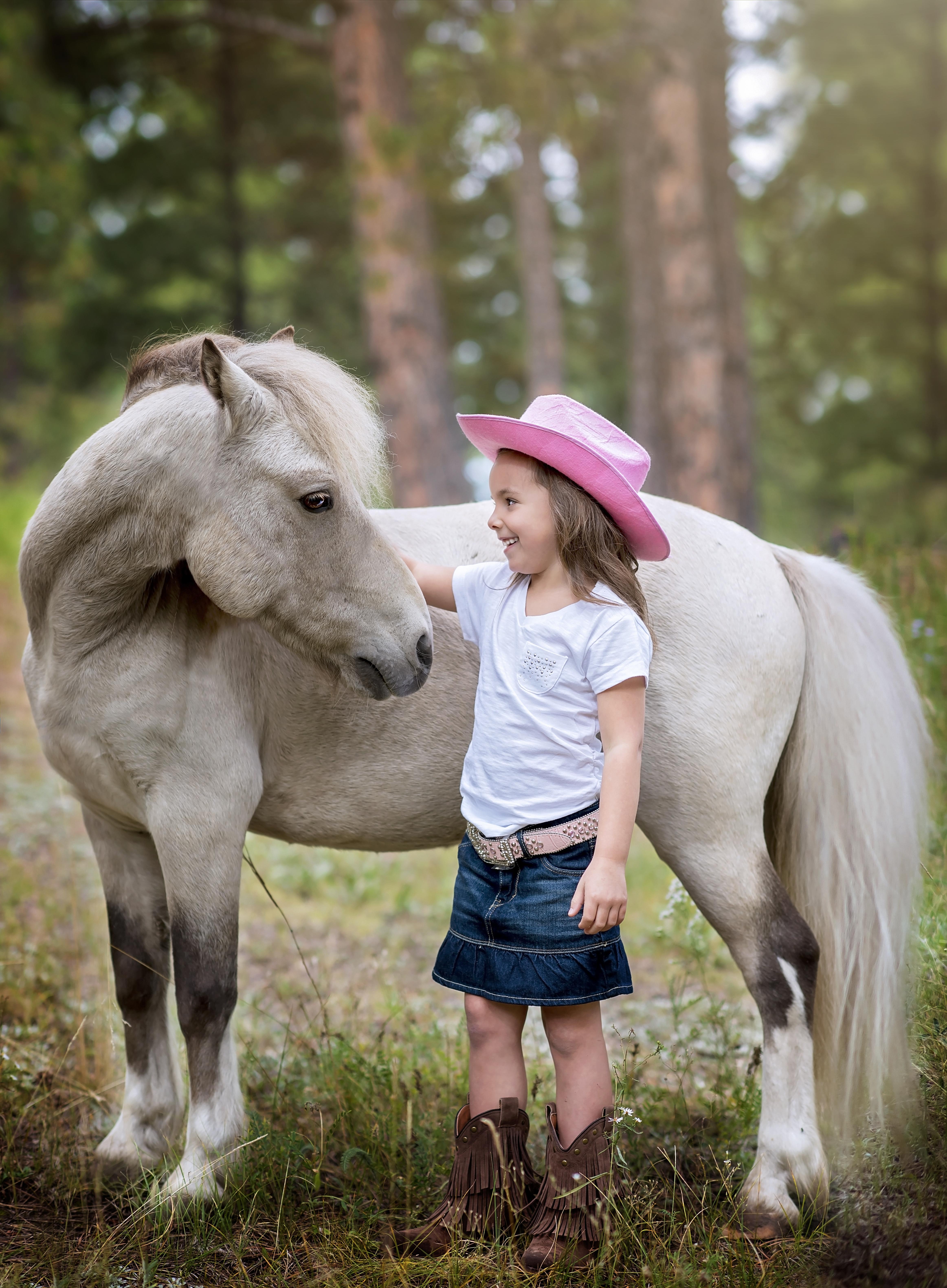 Kaliyah's Pony Birthday Session