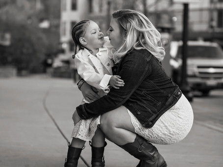 Manitou Mommy and Me Session