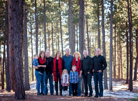 Turner Family Session || Foxrun Park || Colorado Springs, CO
