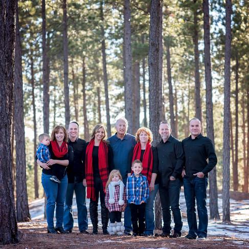 Turner Family Session    Foxrun Park    Colorado Springs, CO