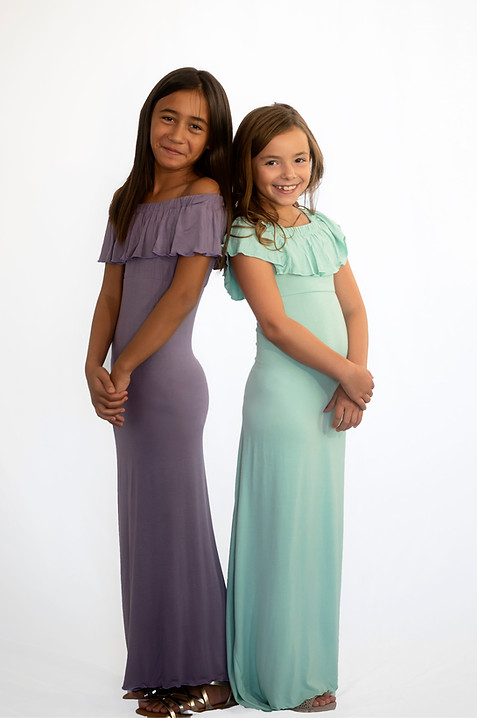Girls Chicaboo gowns