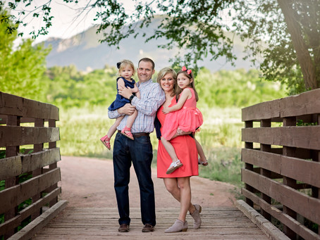Goodman Family Session || Colorado Springs Family Photographer