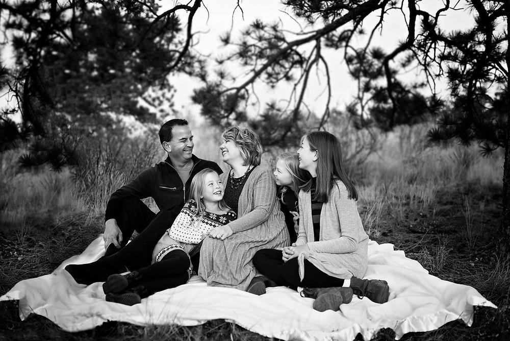 Ramsek Family Session || Palmer Park