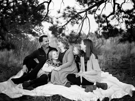 Ramsek Family Session || Palmer Park || Colorado Springs Photographer