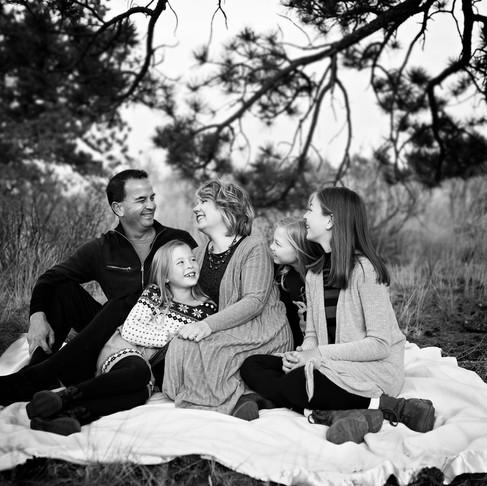 Ramsek Family Session    Palmer Park    Colorado Springs Photographer