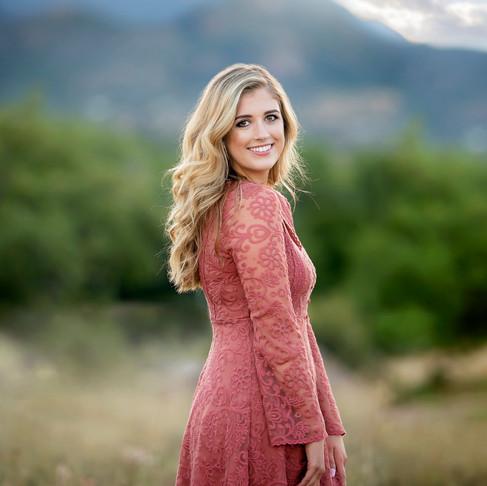 Kaitlyn's Senior Session || Las Vegas Senior Photographer