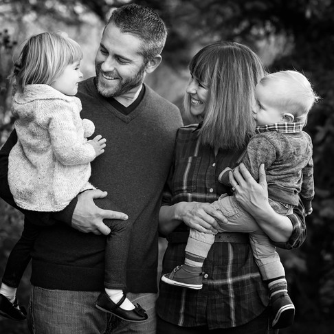 Jakes Family Session    Monument Valley Park   