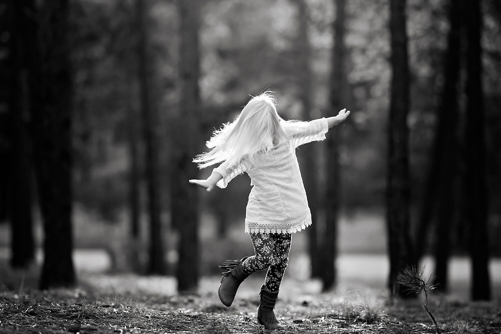 Foxrun park colorado springs dancing in the trees