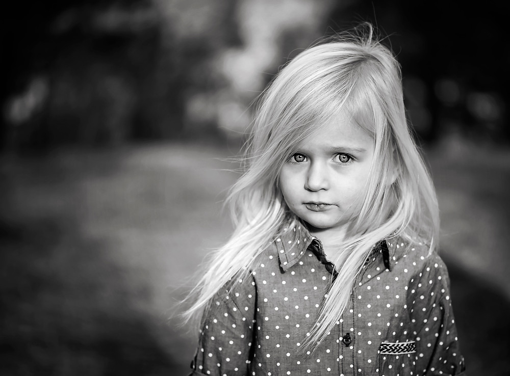 Foxrun park colorado springs girl portrait