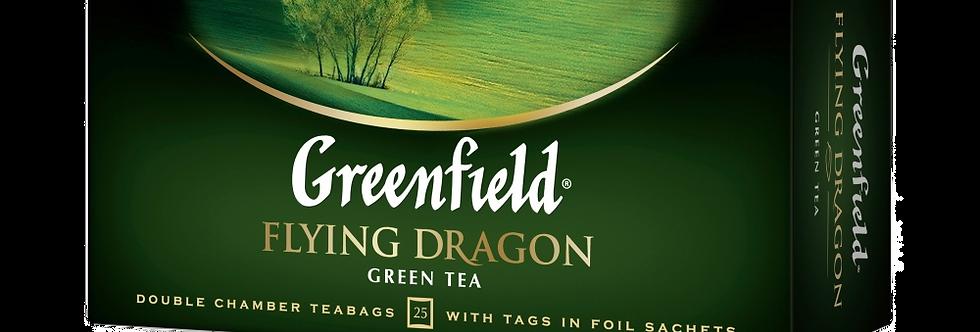 Зелёный чай GREENFIELD