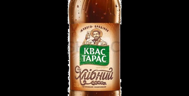хлебный Квас ТАРАС 2л