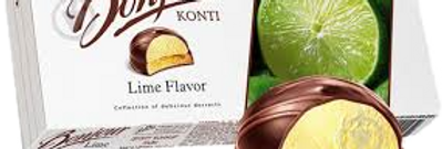 десерт  BONJOUR  лайм 232 гр