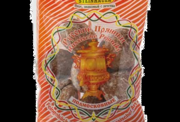 Русские пряники ПОДМОСКОВНЫЕ 500гр
