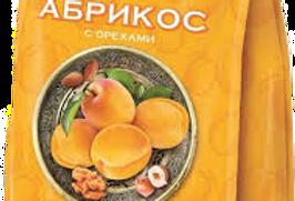 АБРИКОС с орехами в шоколаде 240гр